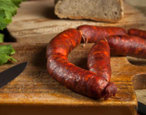Chorizo extra a salgueira picante