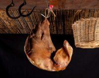 Cachucha de cerdo tradicional de Galicia
